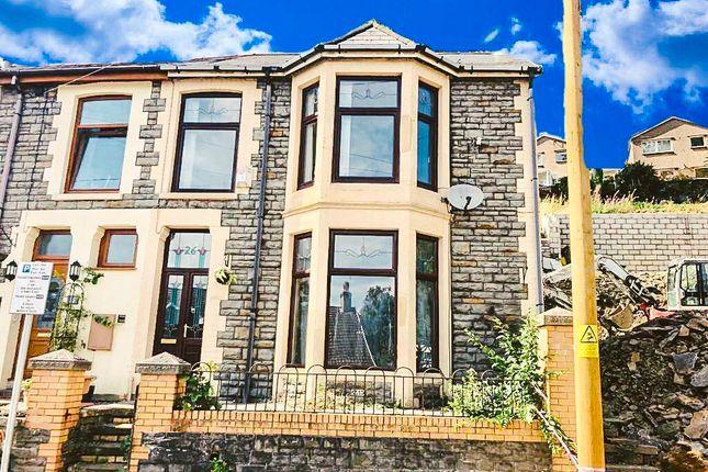 Thumbnail Property to rent in Llwynmadoc Street, Graigwen, Pontypridd