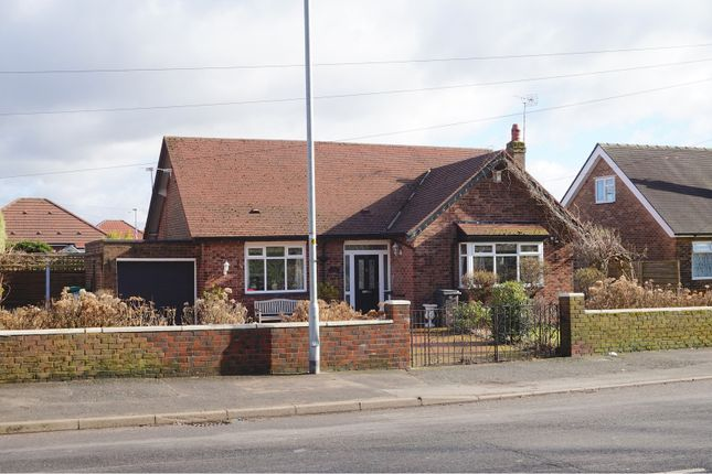 Thumbnail Detached bungalow for sale in Lord Lane, Manchester
