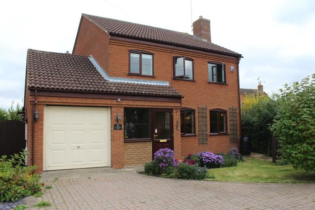 Thumbnail Detached house to rent in Haconby Lane, Morton, Bourne