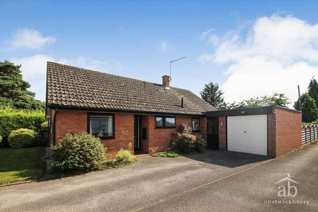 Thumbnail Bungalow for sale in Sandpipers, Private Road, Martlesham, Woodbridge