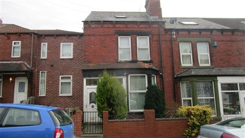Thumbnail Terraced house to rent in Landseer Avenue, Bramley, Leeds