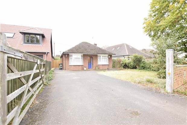 2 bed detached bungalow for sale in Milton Road, Sutton Courtenay, Abingdon, Oxfordshire