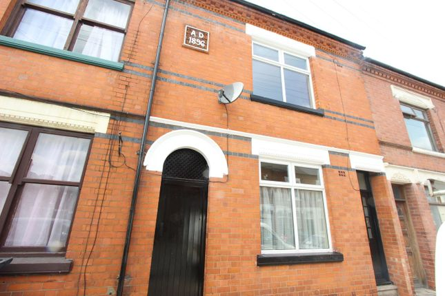 Thumbnail Terraced house for sale in Tyrrell Street, Leicester