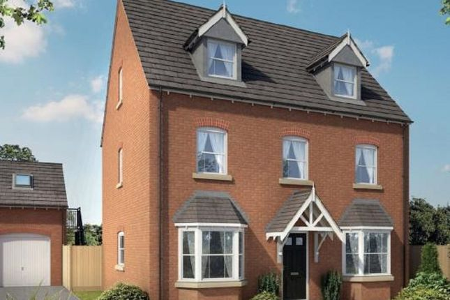 Thumbnail Detached house for sale in Dickens Heath Road, Dickens Heath, Solihull
