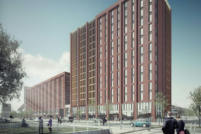 Thumbnail Flat for sale in Park Central, Liverpool Waters, Liverpool