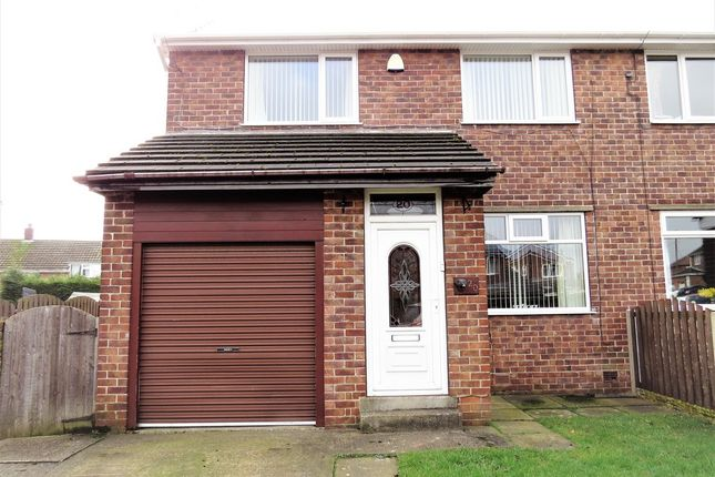 Thumbnail Semi-detached house to rent in Mountbatten Drive, Burncross, Sheffield