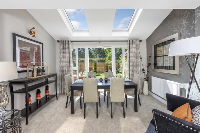 """Dining Room of """"Abingdon"""" at Cricket Field Grove, Crowthorne RG45"""