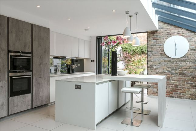 Thumbnail End terrace house for sale in Priory Park Road, London