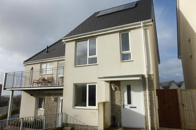Thumbnail Property to rent in Yellowmead Road, Plymouth