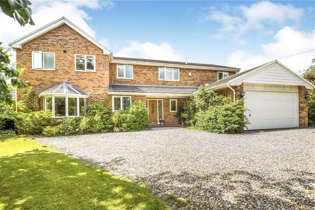 Thumbnail Detached house for sale in Lache Lane, Chester, Cheshire