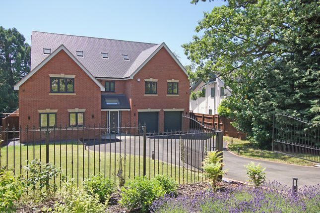 Thumbnail Detached house for sale in Plymouth Road, Barnt Green