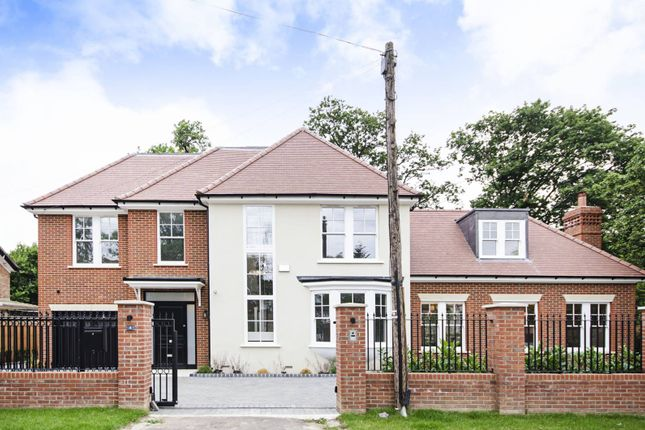 Thumbnail Detached house for sale in Denleigh Gardens, Winchmore Hill, Winchmore Hill, London