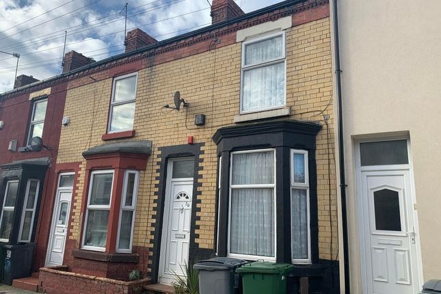 Thumbnail 2 bed property to rent in Moorland Road, Tranmere, Birkenhead