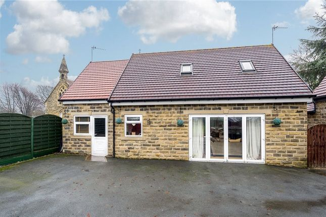 Thumbnail Detached house for sale in Hallfield Lane, Wetherby, West Yorkshire