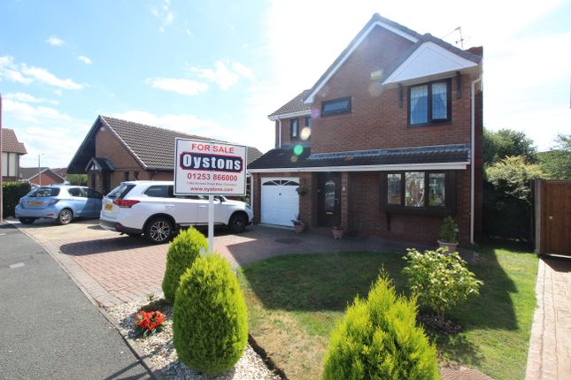 Thumbnail Detached house for sale in Eider Close, Thornton, Thornton-Cleveleys, Lancashire