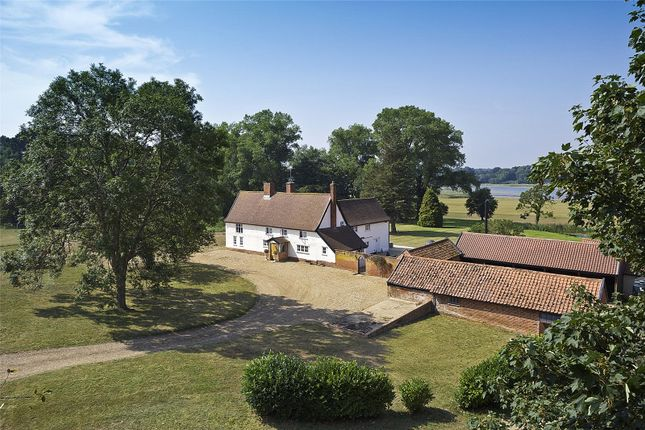 Thumbnail Detached house for sale in Sutton, Woodbridge, Suffolk