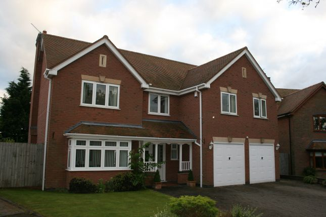 Thumbnail Detached house to rent in Windmill Gardens, Callow Hill, Redditch