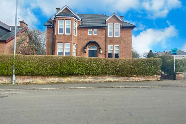 Thumbnail Detached house for sale in Glen Road, Wishaw
