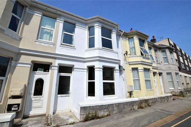 Thumbnail Flat to rent in St. Levan Road, Plymouth, Devon