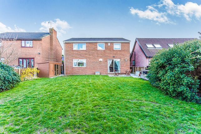 Thumbnail Detached house for sale in Warren Close, Royston, Barnsley