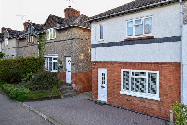 3 bed semi-detached house for sale in Hill Row, Braunston, Daventry NN11