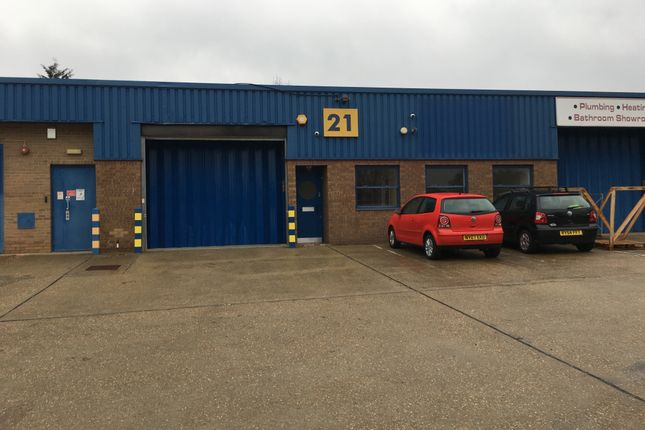 Thumbnail Industrial to let in St. Georges Industrial Estate, Wilton Road, Camberley