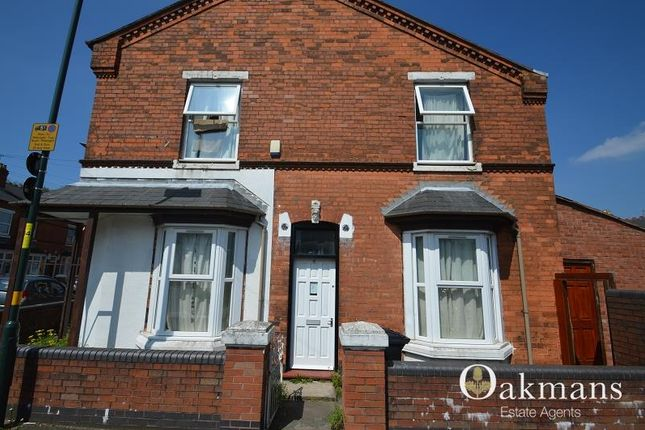 Thumbnail Property to rent in Dartmouth Road, Selly Oak, Birmingham