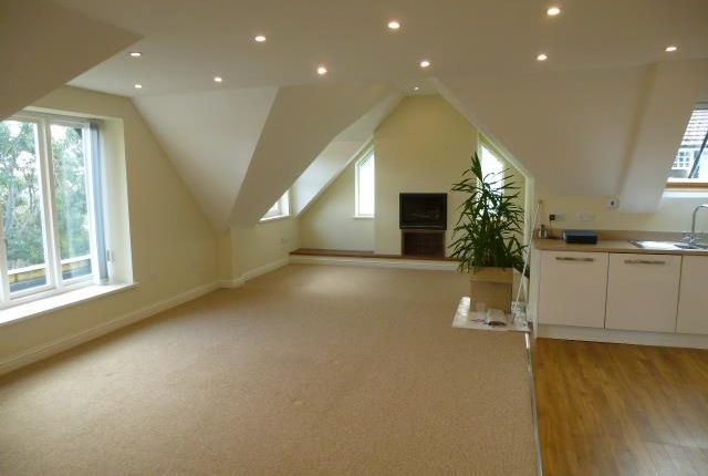 Thumbnail Flat to rent in Victoria Road, Penarth
