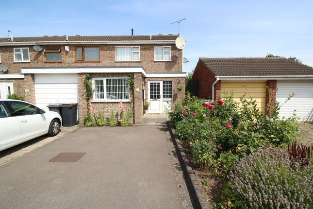 Thumbnail Terraced house for sale in Rosemullion Close, Exhall, Coventry