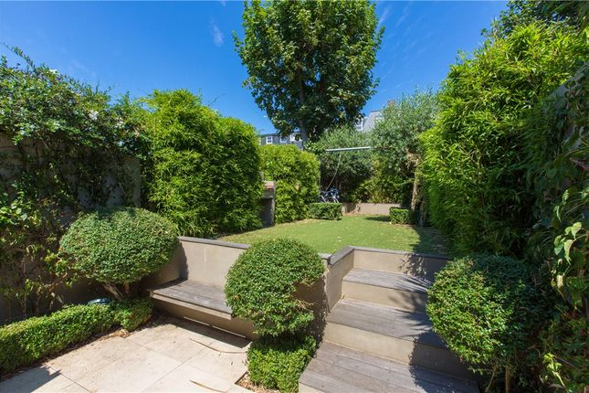 Thumbnail Terraced house to rent in Bucharest Road, Wandsworth Common, London