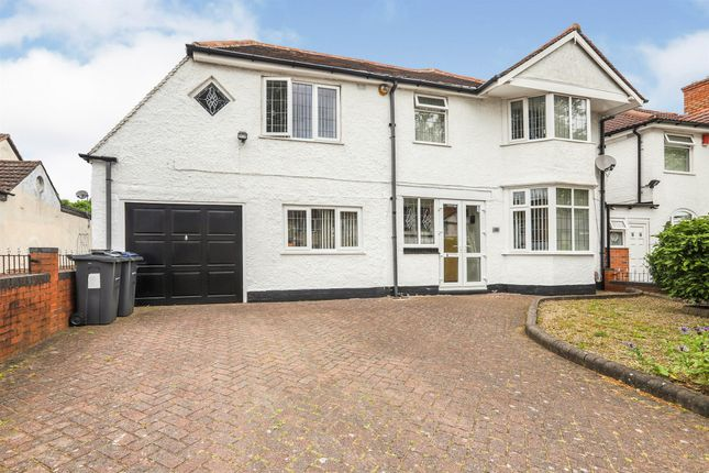 Thumbnail Detached house for sale in Brooklands Road, Hall Green, Birmingham