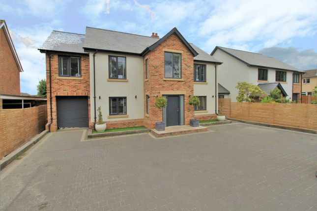 Thumbnail Detached house for sale in Blacksmiths Lane, Wickham Bishops, Witham, Essex
