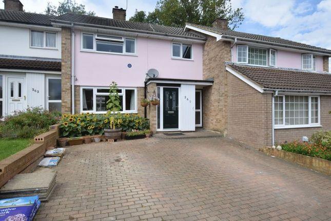 Thumbnail Terraced house for sale in Galley Hill, Hemel Hempstead