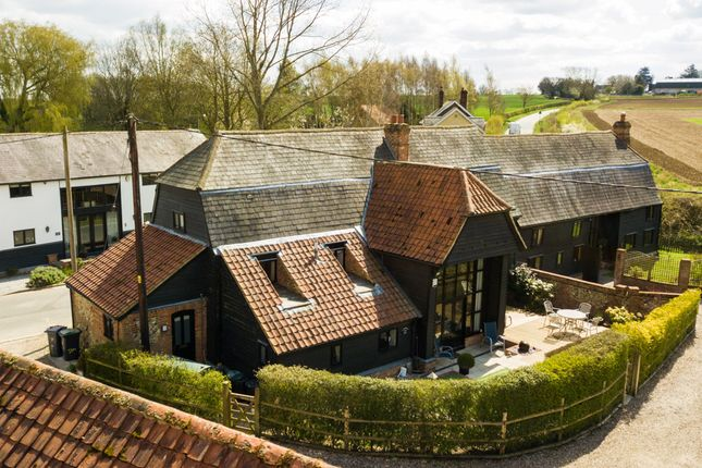 Thumbnail Barn conversion for sale in Brookend, Stebbing, Dunmow
