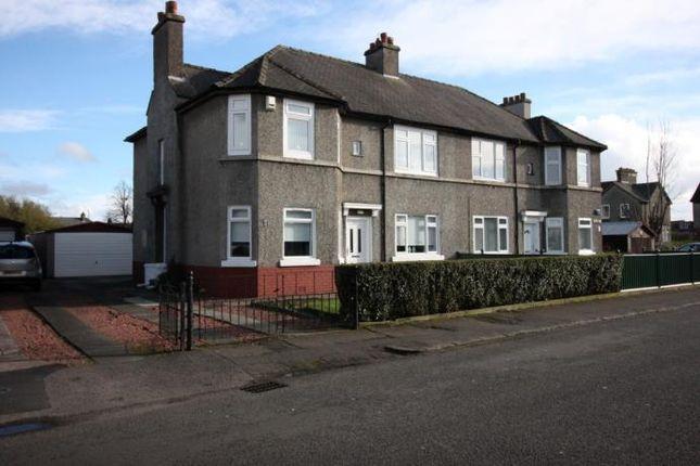 Thumbnail Flat to rent in South Avenue, Renfrew