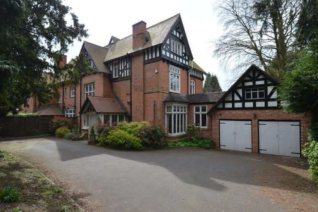 Thumbnail Semi-detached house for sale in Hewell Place, Hewell Road, Barnt Green, Birmingham