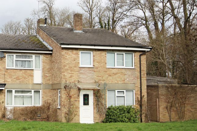 Thumbnail Semi-detached house to rent in Barrett Crescent, Wokingham