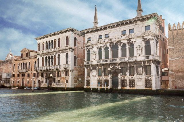 Thumbnail Apartment for sale in Canal Grande, Venice, Veneto