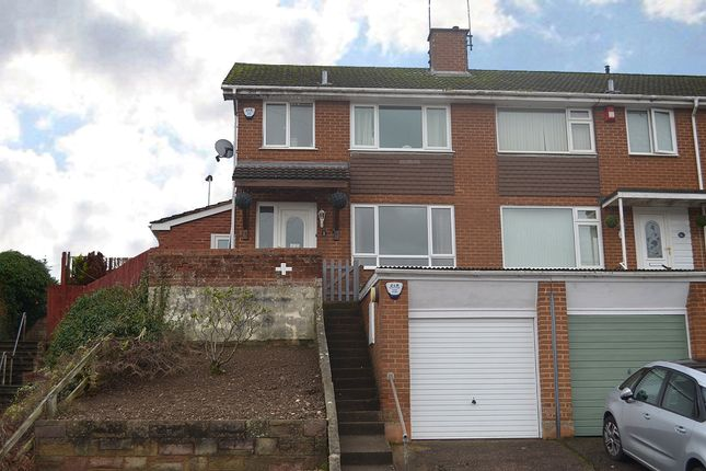 3 bed semi-detached house for sale in Fairhazel Drive, Exwick, Exeter