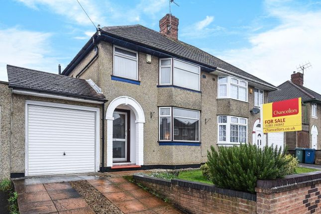 Thumbnail Semi-detached house for sale in St. Lukes Road, Oxford