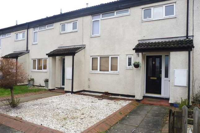 Thumbnail Terraced house to rent in Rangoon Close, Colchester