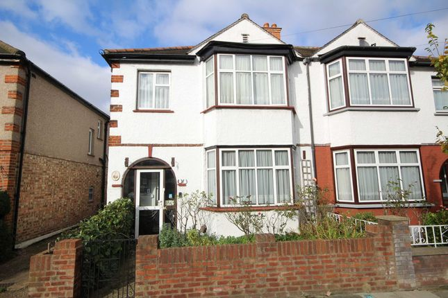 3 bed semi-detached house for sale in Cowper Road, London