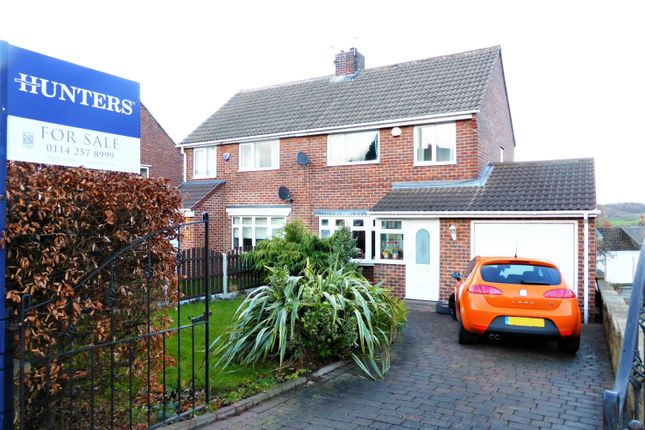 3 bed semi-detached house for sale in St. Michaels Road, Ecclesfield, Sheffield