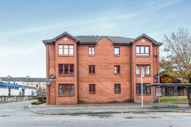 Thumbnail Flat for sale in Lang Place, Johnstone