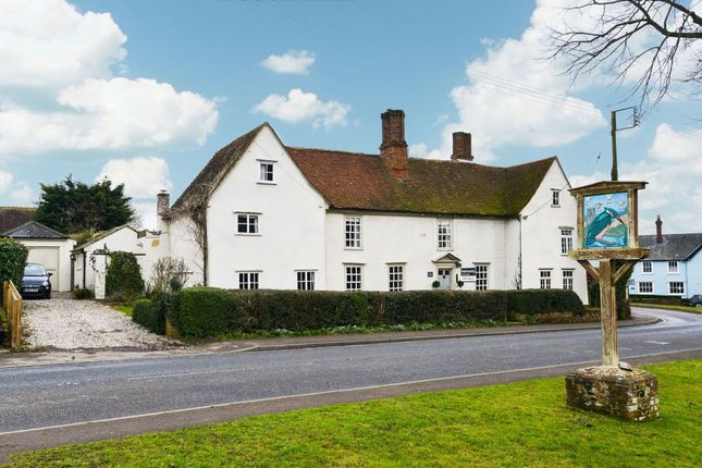 Thumbnail Semi-detached house for sale in High Street, Great Sampford, Saffron Walden