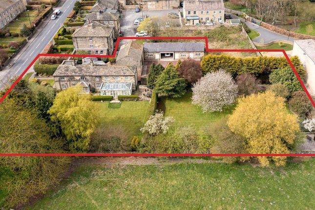 Thumbnail Detached house for sale in The Avenue, Harewood, Leeds
