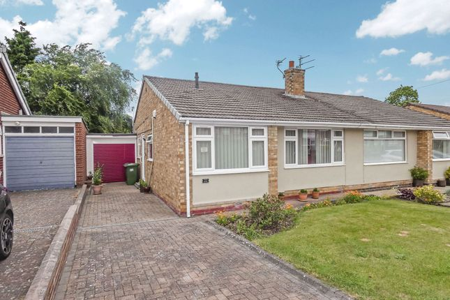 2 bed bungalow for sale in Ancaster Road, Whickham, Newcastle Upon Tyne NE16