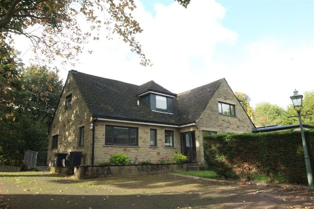 Thumbnail Detached house for sale in Paddy Bridge Road, Off Caldene Avenue, Mytholmroyd, Hebden Bridge
