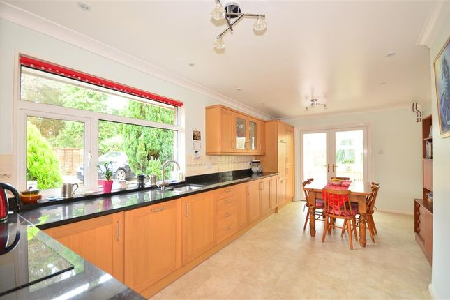 Thumbnail Bungalow for sale in Ashlake Copse Road, Fishbourne, Isle Of Wight