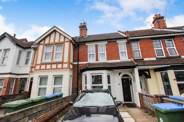 Thumbnail Terraced house for sale in Stafford Road, Shirley, Southampton